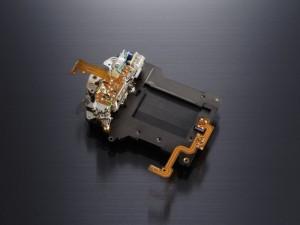 Nikon D3 Shutter Unit